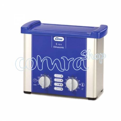Ultrasonidos Elma S10H 0,80L. c/ Tapa