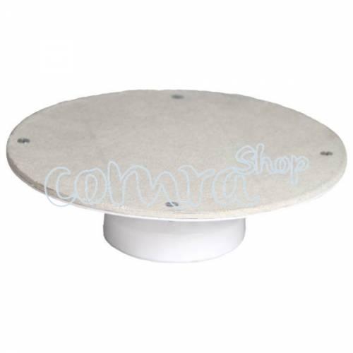 Disco Giratorio para Soldar con Aislante, 240mm