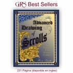 Advanced Drawing of Scrolls 022-843-H