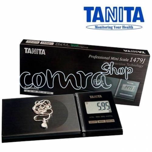 Balanza Portatil Tanita 200gr. / 0,01gr. Mod. 1479J