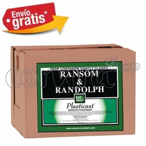 Revestimiento Ransom Plasticast, 1 Caja