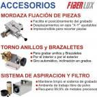 Láser Grabado y Corte FiberLUX 30