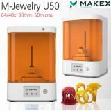 Impresora 3D M-Jewelry U50