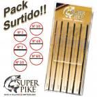 Pelos de Sierra SURTIDO Super-Pike