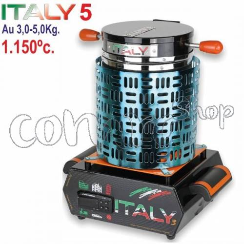 Horno Fundir Eléctrico 5Kg. ITALY-5