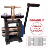 Laminador Mini 500/60LF Triple, Manual