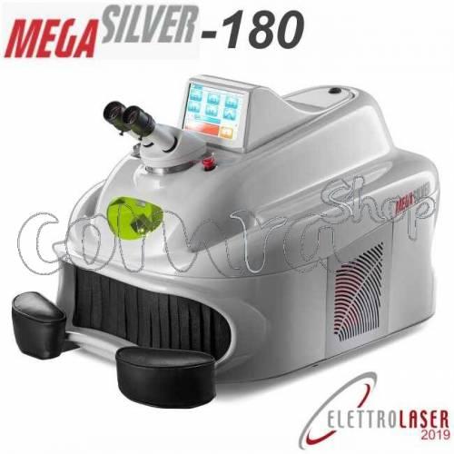 Soldador Láser MegaSilver 180, 180 Julios