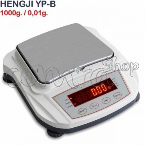 Balanza HENGJI YP-B 1.000gr. / 0,01gr.