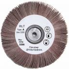 Disco de Lija Radial G.320, 100x15mm.