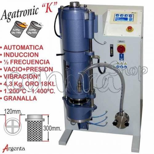 Fundidora Inducción Agatronic K