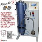 Fundidora Inducción Agatronic K,  V+P. Automática