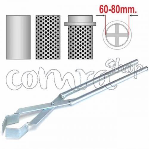 Tenaza coger Cilindros 60-80mm.