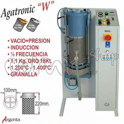Fundidora Inducción Agatronic W