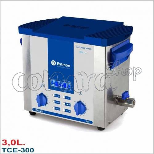Ultrasonidos Estmon TCE-300 3,0L. C/ Tapa