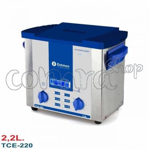 Ultrasonidos Estmon TCE-220 2,2L. C/ Tapa