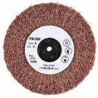 Disco de Fibra Abrasivo Basto, 110x30mm.