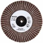 Disco de Fibra y Lija G. 400, 110x30mm.