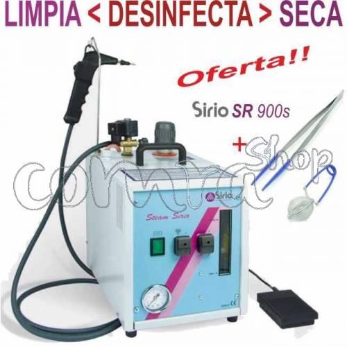Limpieza a Vapor Sirio SR900s