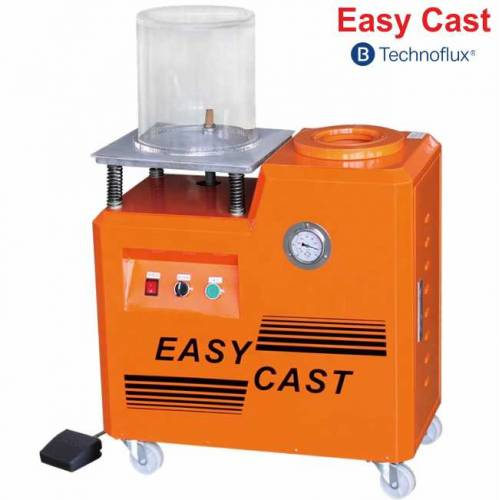 Fundidora Vacuum Easy Cast 4L.
