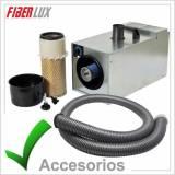 FiberLUX, Aspirador Multi-Flitro