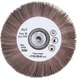 Disco de Lija Radial G.320, 100x30mm.