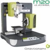 Máquina Grabar M20v3 JOY GS, Motor