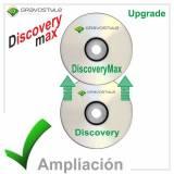 Ampliación Discovery a DiscoveryMax, Gravostyle´8