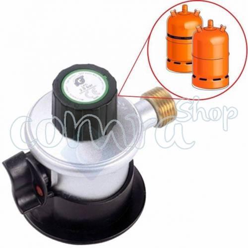 Regulador Gas GLP Salida regulable