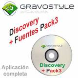 Gravostyle´8 DISCOVERY + Pack3, Software