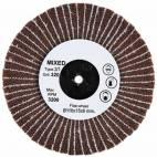 Disco de Fibra y Lija G. 320, 110x15mm.