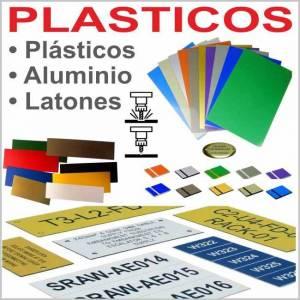 Plástico, Formica, Gravoply