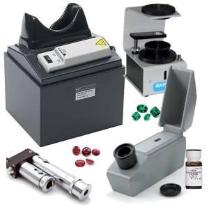 Instrumentos para Gemólogo