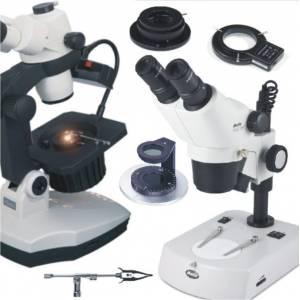 Microscopios Gemológicos