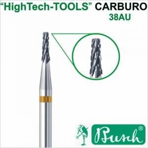 Fresa Carburo Busch Cónica Fig.38AU